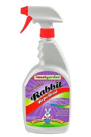 Rabbit repellent