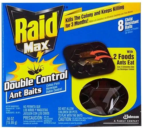 Raid Max Ant Control Baits