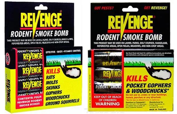Rodent Smoke Bomb by Revenge