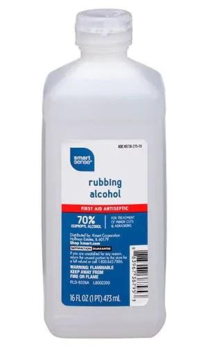Rubbin alcohol 70%