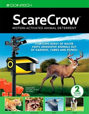 Contech Scarecrow Motion Activated Sprinkler (CRO101)