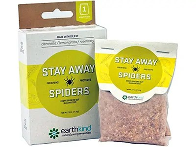 Stay Away spiders pouches