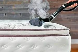 Steam a mattress