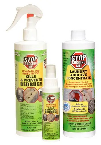 Stop bugging me! Laundry Additive Concentrate