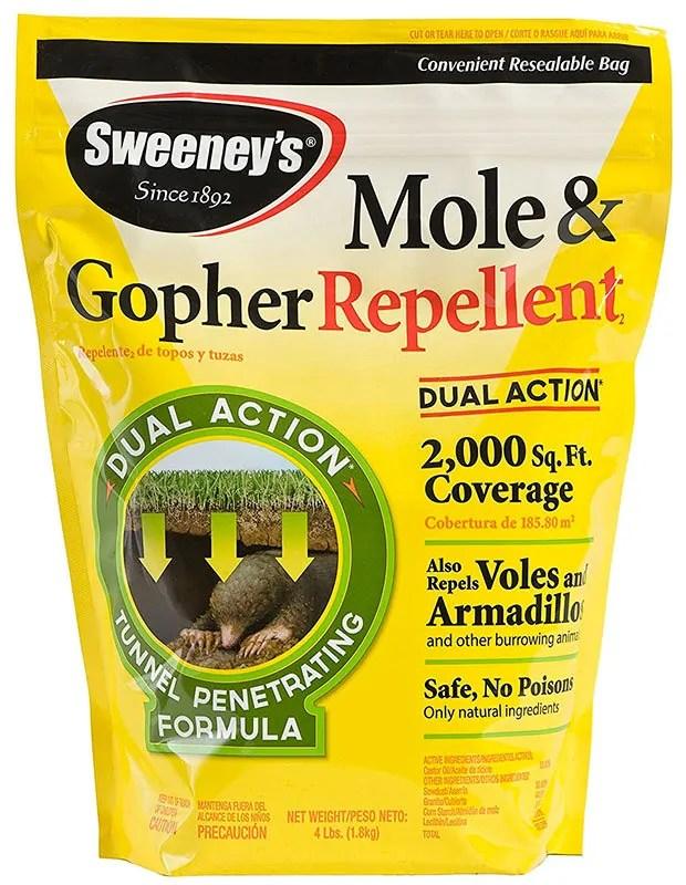 Sweeneys Gopher Repellent Granules