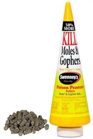 Sweeneys Gopher Poison Peanuts Pellets