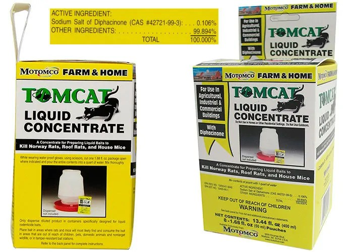 Liquid Concentrate by Tomcat
