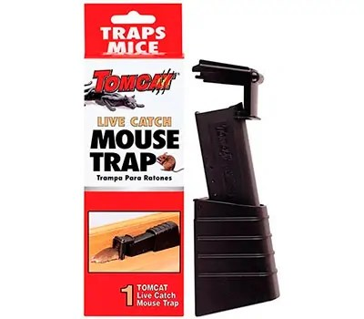 Tomcat Live Mice Trap