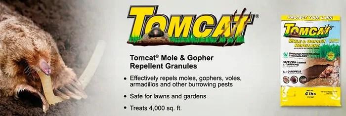 Tomcat granules