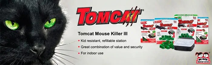 Tomcat Mouse Killer III
