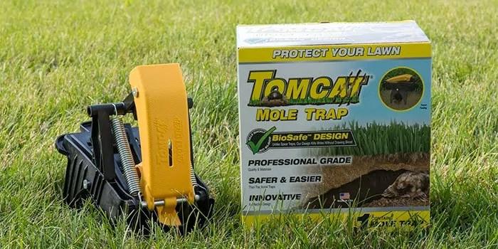 Mole Trap by Tomcat