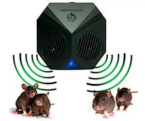 Anti-mice ultrasonic deterrent
