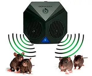 Anti-mice ultrasonic deterrent