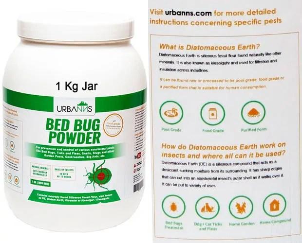 Bed Bug Powder by Urbanns