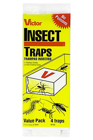 Insect traps by Victor