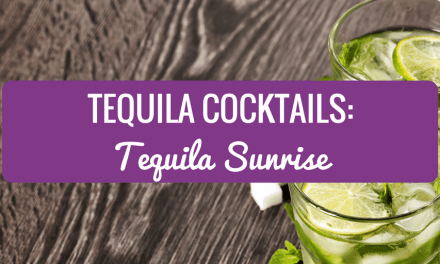 Tequila Cocktails – Tequila Sunrise