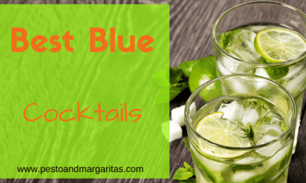 The Best Blue Cocktails