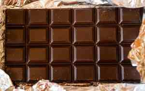 Chocolate for healthy skin