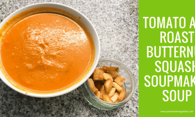 Tomato and Roast Butternut Squash Soupmaker Soup