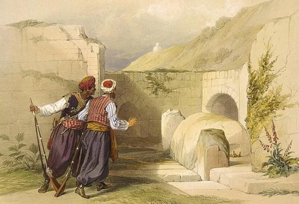 קבר יוסף בשכם