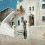 """בית הכנסת """"מראות הסולם"""" נווה צדק תל אביב"""