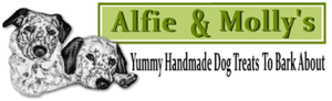 Alfie & Molly | Luxury homemade dog treats that are 100% natural pet products at Pet Presents