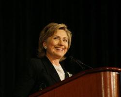 ヒラリー・クリントン 敗戦の弁