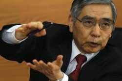 黒田東彦日銀総裁
