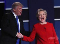 2016年アメリカ大統領選