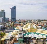 カンボジアの首都・プノンペン