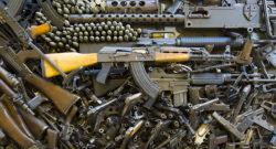 拳銃 ライフル銃 機関銃