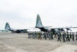 アフガニスタン 自衛隊機