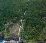 九州最大級の滝 奄美大島