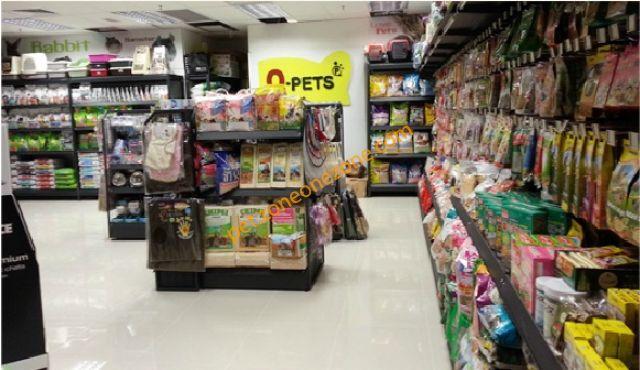 Q-PETS (荃灣灣景廣場分店)- 荃灣pet shop. 荃灣寵物用品   Zone One Zone - 寵物推介