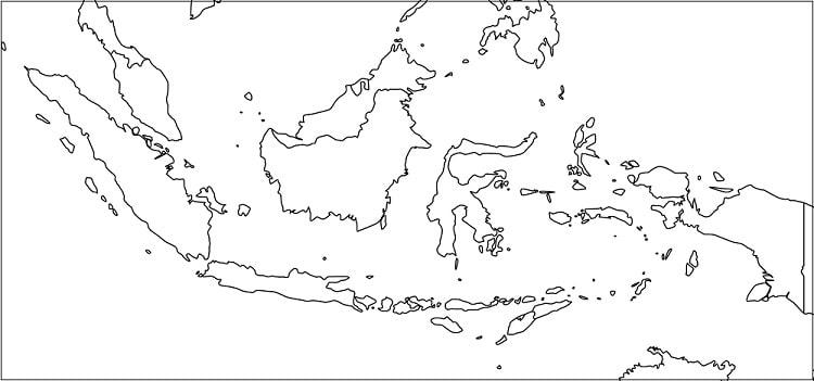 Peta hitam dan putih, cdr bendera indonesia peta pembela tanah air, peta,. Peta Indonesia Vector Png High Resolution Gratis