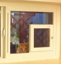 Installations And Pics | Dog Doors, Cat Doors, Pet Doors ...