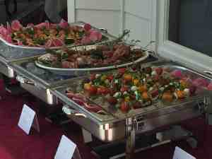 appetizers, hors d'oeuvres