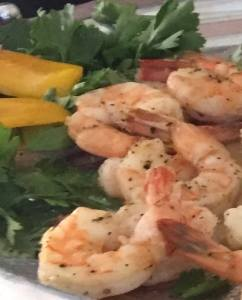 appetizer, shrimp, seafood