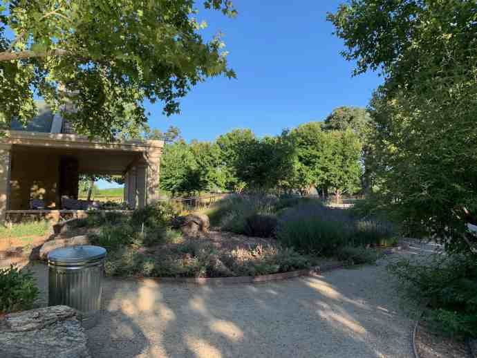 Rangeland Winery tasting room