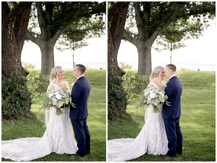 simple. intimate wedding in south jersey
