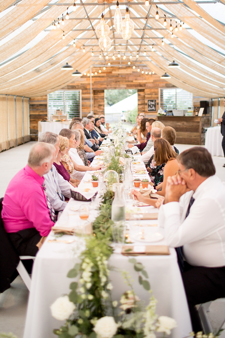 intimate wedding reception in south jersey