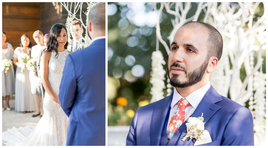 tender moments shared at the wedding ceremony