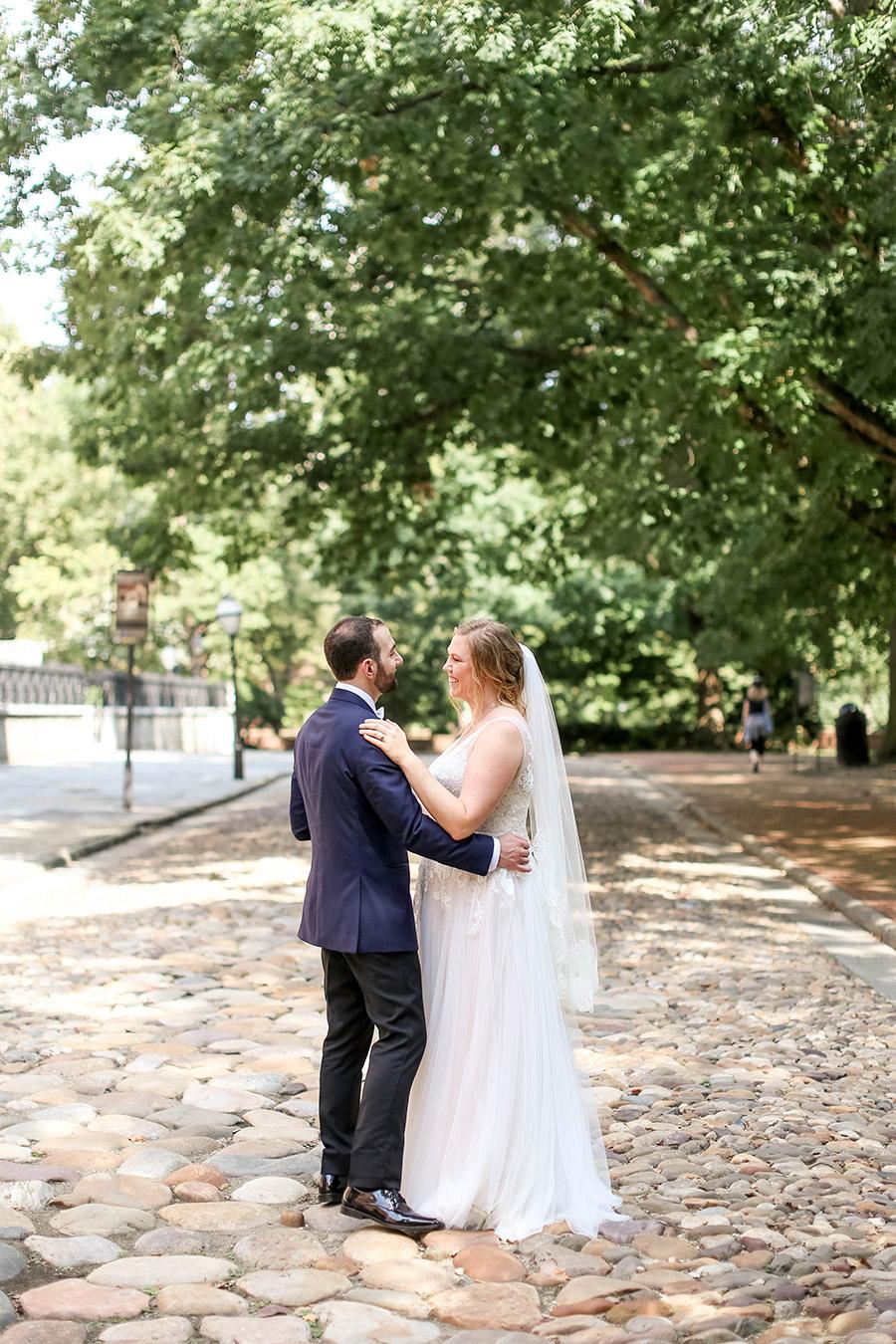 union trust wedding portraits