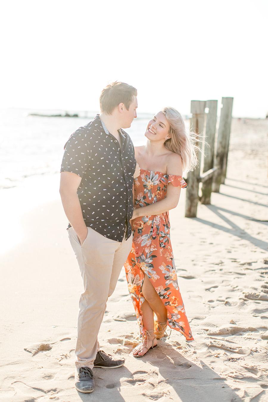 jersey shore engagement