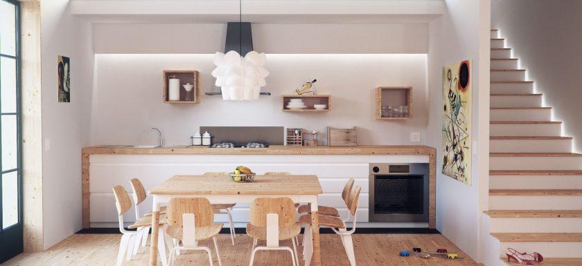 la cuisine par clara ajmar architecte d