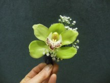 picture of Orchid corsage
