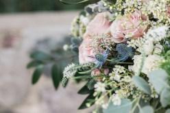 garden style inspired wedding bouquet