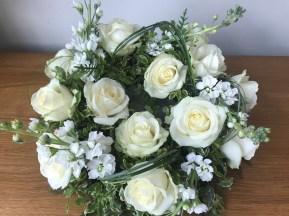 12 inch round wreath