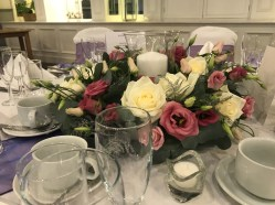 Wedding Table arrangement-1