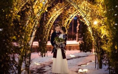 Whimsical Winter Wonderland Weddings